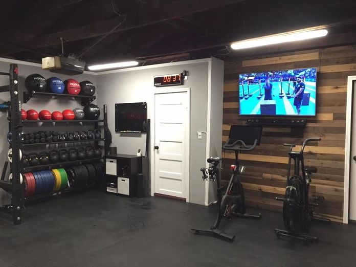Hector Garage Gym 2 - Garage Gym Lab