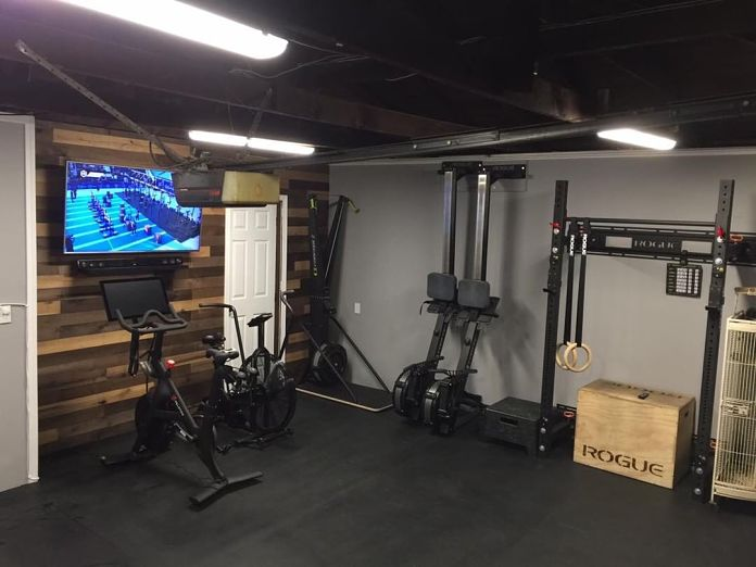 Hector Garage Gym 5 - Garage Gym Lab