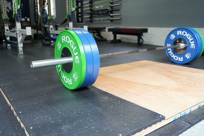 Bells of Steel Utility Bar - Angle - Garage Gym Lab