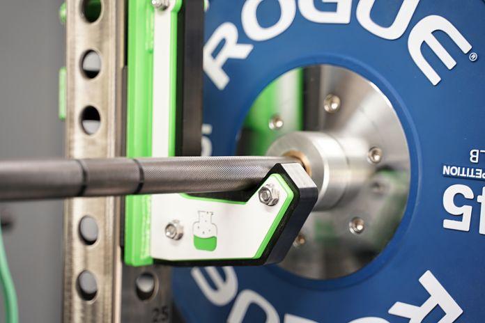 Bells of Steel Utility Bar - Rack 2 - Garage Gym Lab