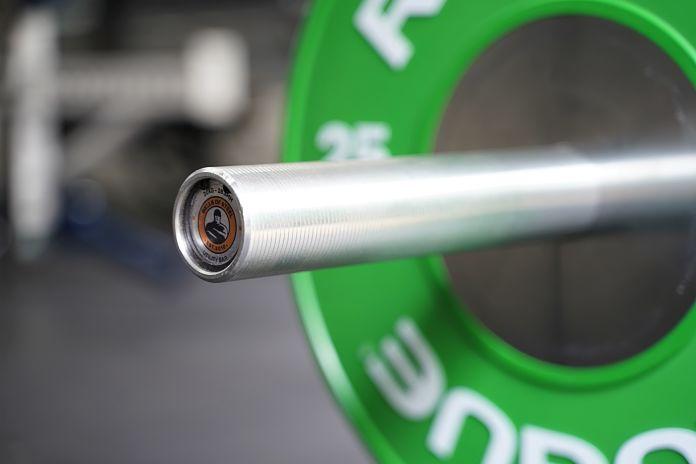 Bells of Steel Utility Bar - Sleeve 2 - Garage Gym Lab