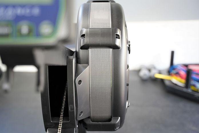 Body Solid R300 Rower - Flywheel 2 - Garage Gym Lab