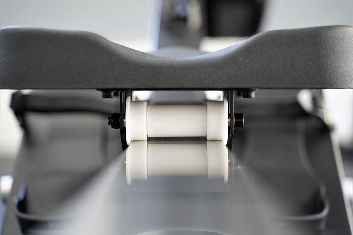 Body Solid R300 Rower - Rail - Garage Gym Lab