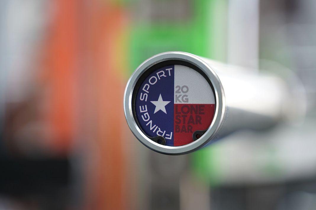 Fringe Sport Lone Star Power Bar - Cover - Garage Gym Lab