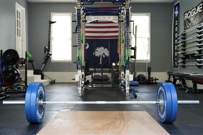 Fringe Sport Lone Star Power Bar - Loaded - Garage Gym Lab