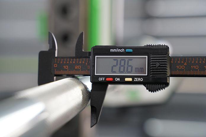 Fringe Sport Lone Star Power Bar - Sleeve Diameter - Garage Gym Lab