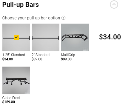 Rep Fitness PR-4000 Pull-Up Options - Garage Gym Lab