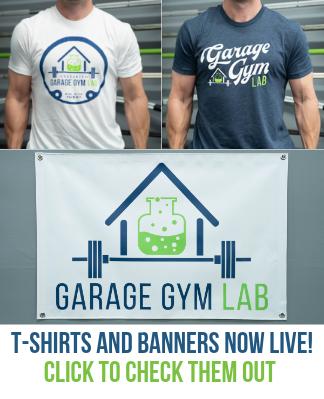 Garage Gym Lab Shop Sidebar