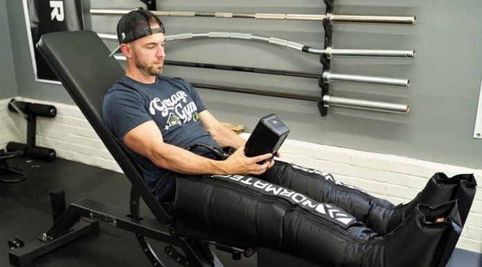 NormaTec Pulse 2 - Garage Gym Lab