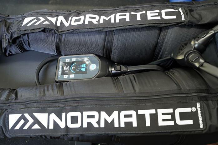 NormaTec Pulse 2.0 - Top - Garage Gym Lab