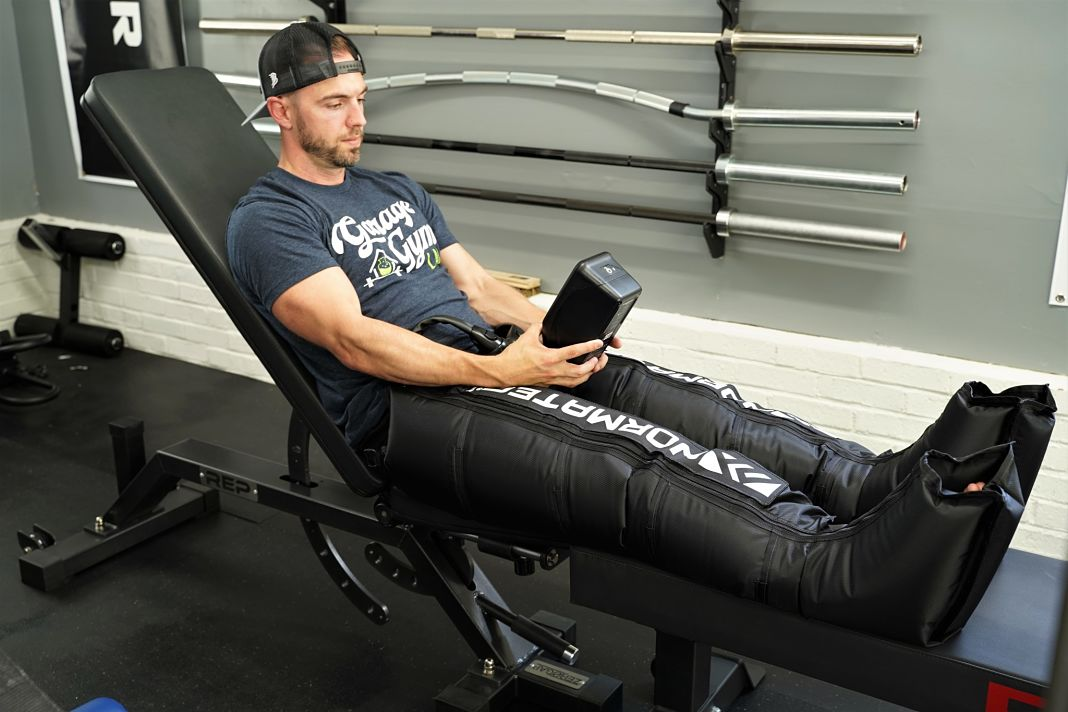 Normatec Recovery System Review Garage Gym Lab