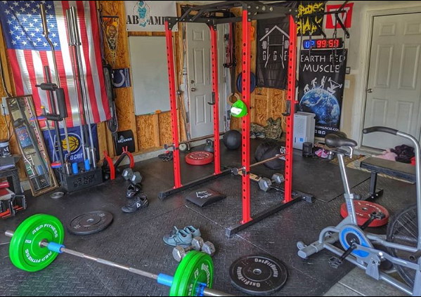 Garage Gym Experiment Interview - Garage Gym Lab