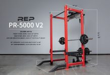 Rep Fitness PR-5000 Overview - Garage Gym Lab
