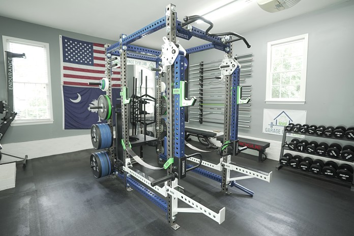 Sorinex XL - Angle 1 - Garage Gym Lab