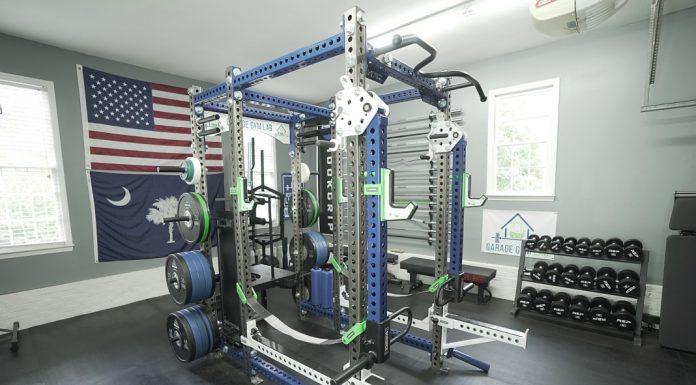 Sorinex XL - Angle 2 - Garage Gym Lab - Cover