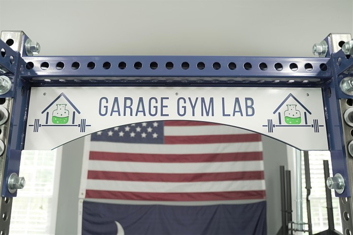 Sorinex XL Custom Arch - Garage Gym Lab
