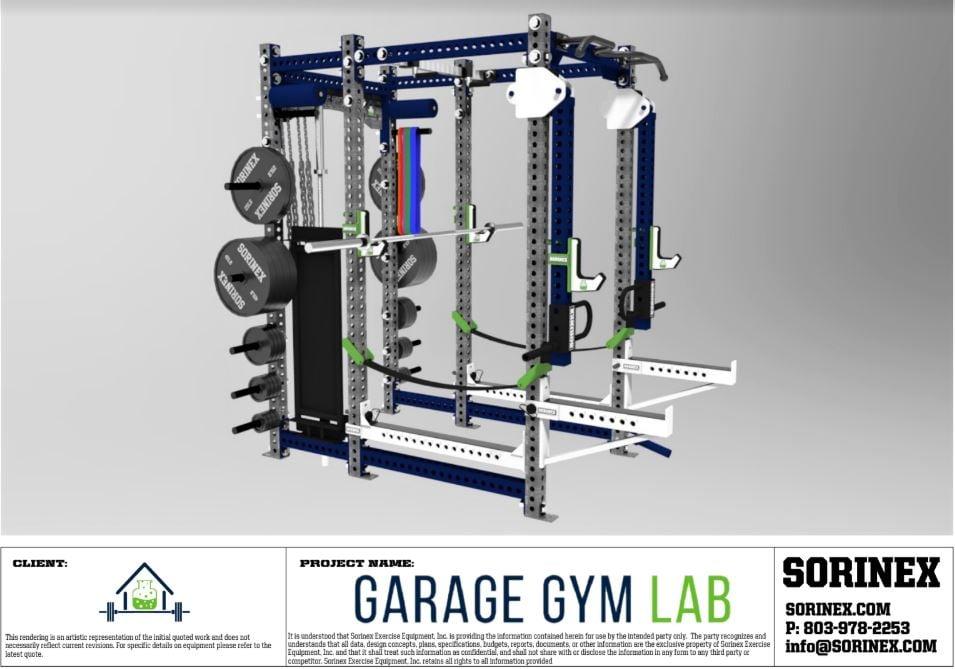 Sorinex XL - Experience 2 - Garage Gym Lab