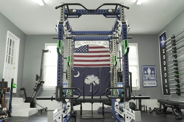Sorinex XL - Front - Garage Gym Lab