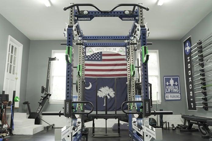 Sorinex XL - Front - Garage Gym Lab