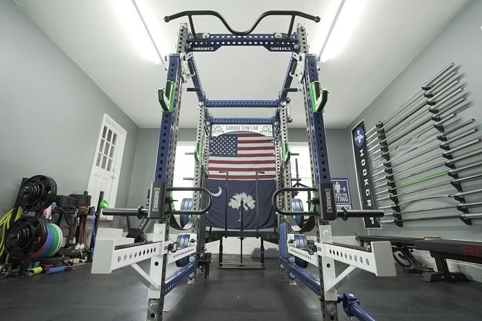 Sorinex XL - Hero - Garage Gym Lab