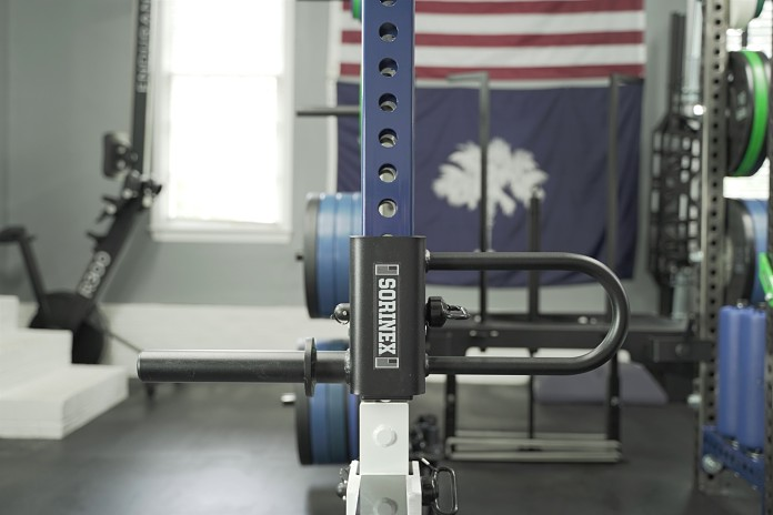 Sorinex XL - Jammer Handle Straight - Garage Gym Lab