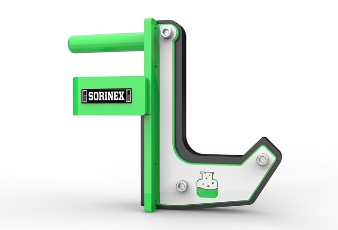 Sorinex XL - Jcup Render - Garage Gym Lab