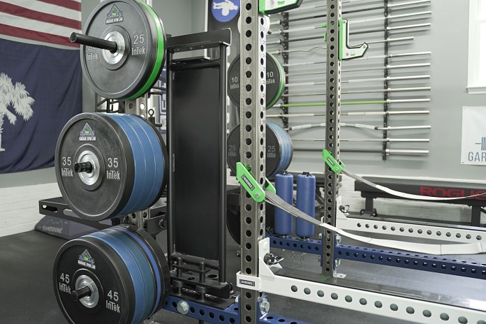Sorinex XL - Plates - Garage Gym Lab