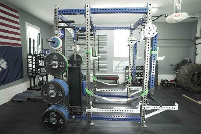 Sorinex XL - Side - Garage Gym Lab