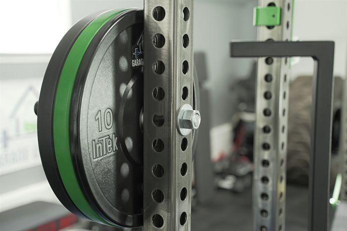 Sorinex XL plate storage 2 - Garage Gym Lab