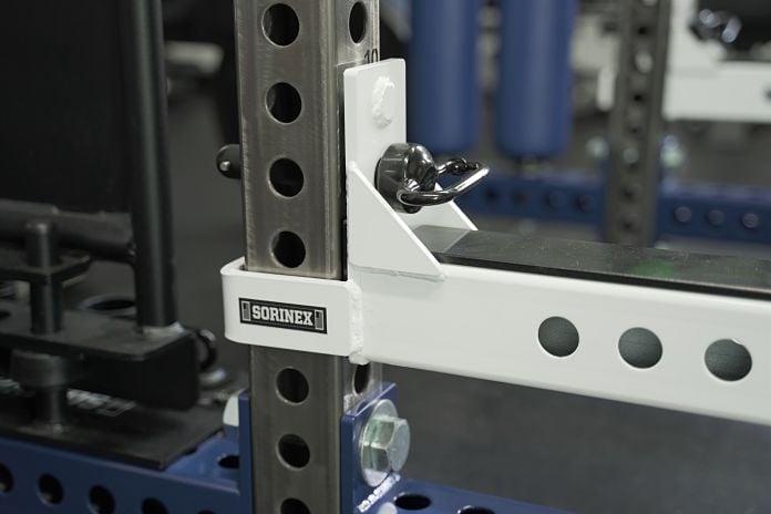 Sorinex XL safety bars 2 - Garage Gym Lab