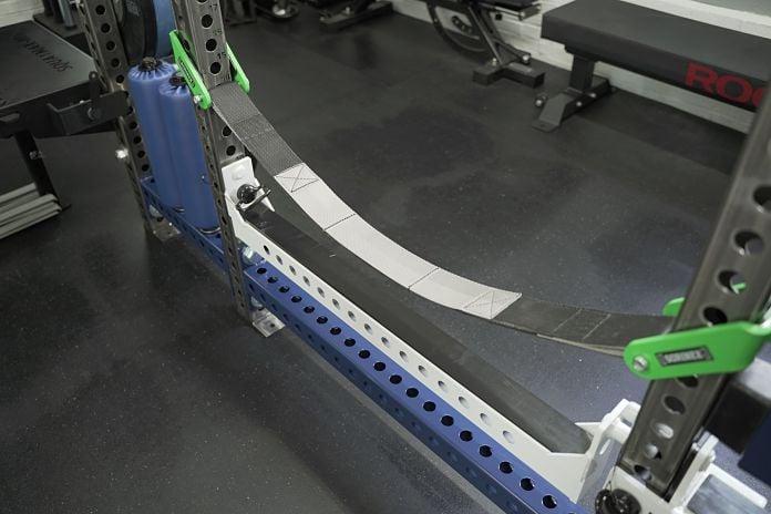 Sorinex XL safety straps 1 - Garage Gym Lab