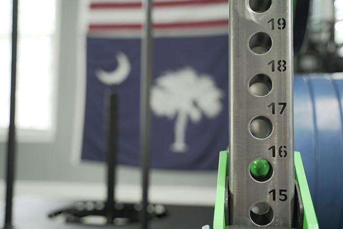 Sorinex XL upright - Garage Gym Lab