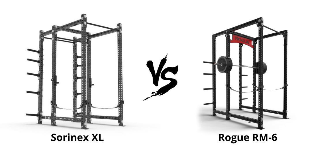 Sorinex XL vs. Rogue RM-6 - Garage Gym Lab
