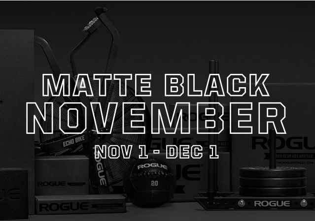 Rogue Black Friday Gym Deals - Garage Gym Lab