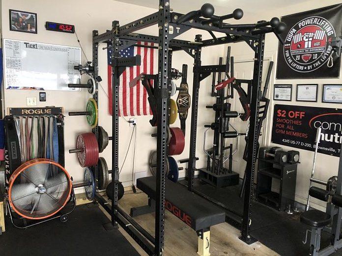 Robbey Garage Gym Rack