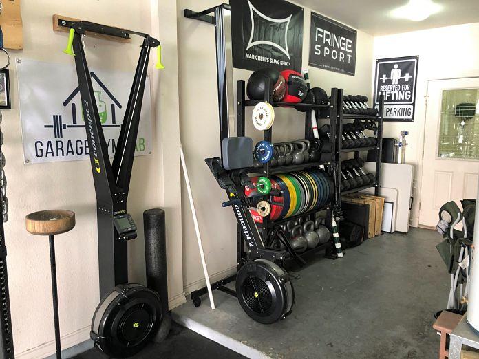 Robbey Garage Gym