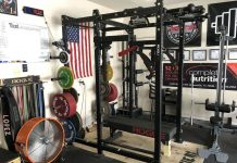 Robbey Garage Gym Titan T-3 Rack