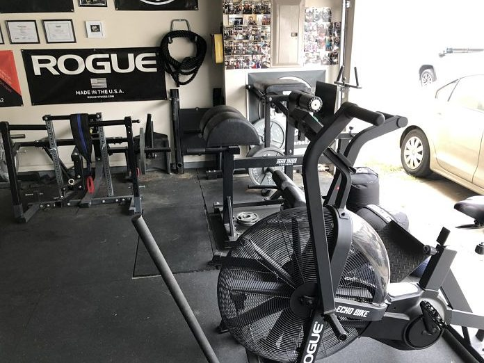 Robbey Garage Gym Machines 3