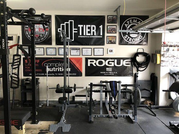 Robbey Garage Gym Machines