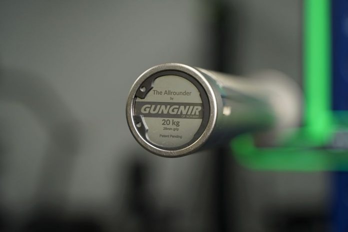 Gungnir Allrounder - End Cap In Garage Gym