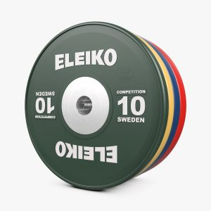 Eleiko IWF Weightlifting Competition Plates