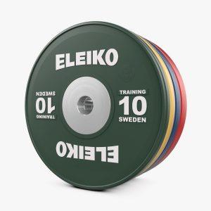 Eleiko IWF Weightlifting Training Plates
