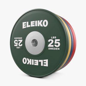 Eleiko LB Weightlifting Training Plates