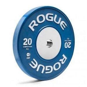 Rogue KG Competition Plates