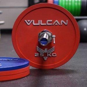 Vulcan Calibrated KG Steel Plates