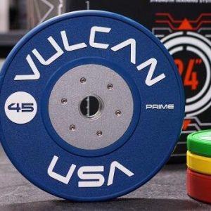 Vulcan Prime Competition Bumper Plates