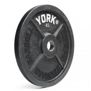 York Legacy Iron Plates