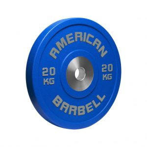 American Barbell KG Urethane Pro Series 45lb Plate