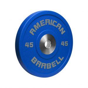American Barbell LB Urethane Pro Series 45lb Plate