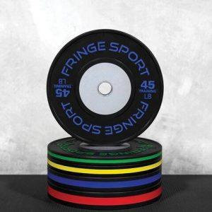 Fringe Sport Black Training Competition LB Plates (1)